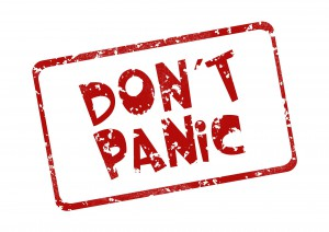 dont panic stamp-114438_1920