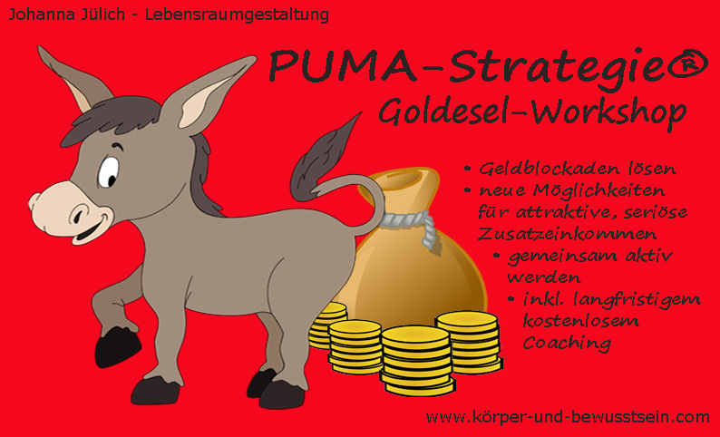 PUMA-Strategie® Goldesel-Workshop